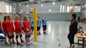 Punktspieltag der Minis und Jugend u12 , Schwerin