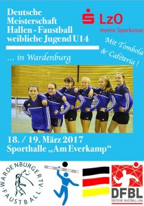 DM u14 Halle am 18./19. März 2017